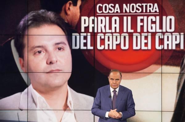 Video intervista Figlio di Riina a Porta a Porta di Bruno Vespa