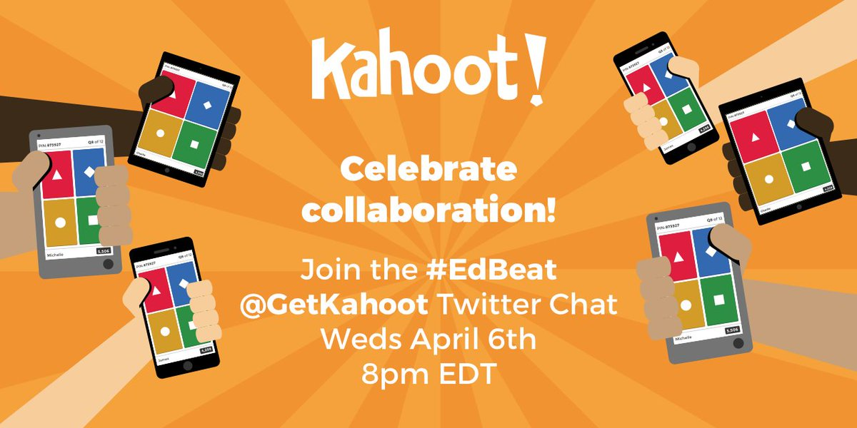Thumbnail for #EdBeat feat. Kahoot!