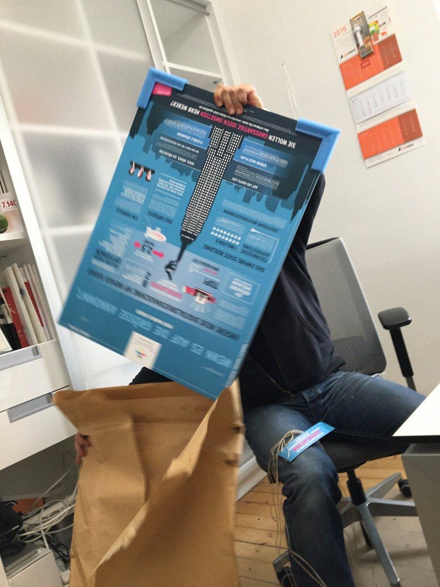 Erste Kunden erhalten unsere neue INDIGO Kampagne. Viel Freude damit :-)