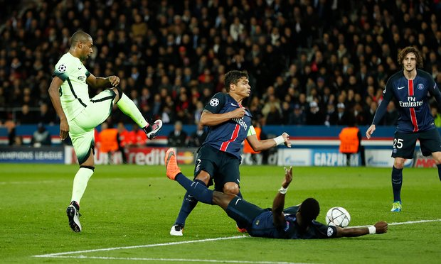 Video: PSG vs Manchester City