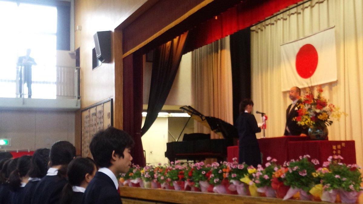 2016年04月 入学式