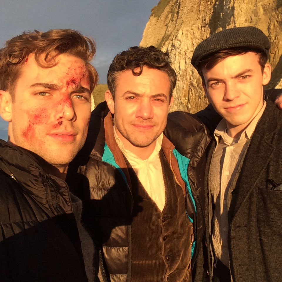 Hell of a finalé, hell of a season, hell of a show.  Thanks my amazing cast, writers & the entire crew of #XCompany https://t.co/C6wGHdxuCj