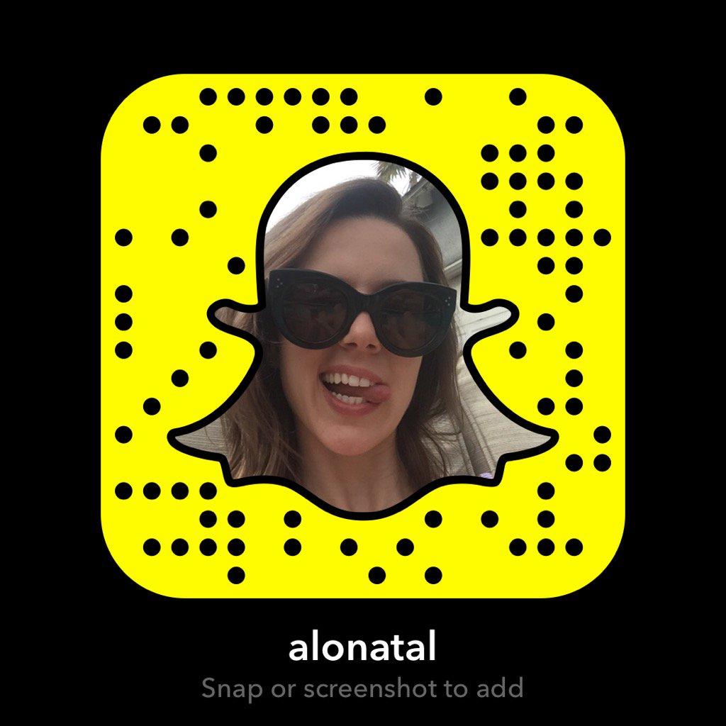 Snapchat Alona Tal