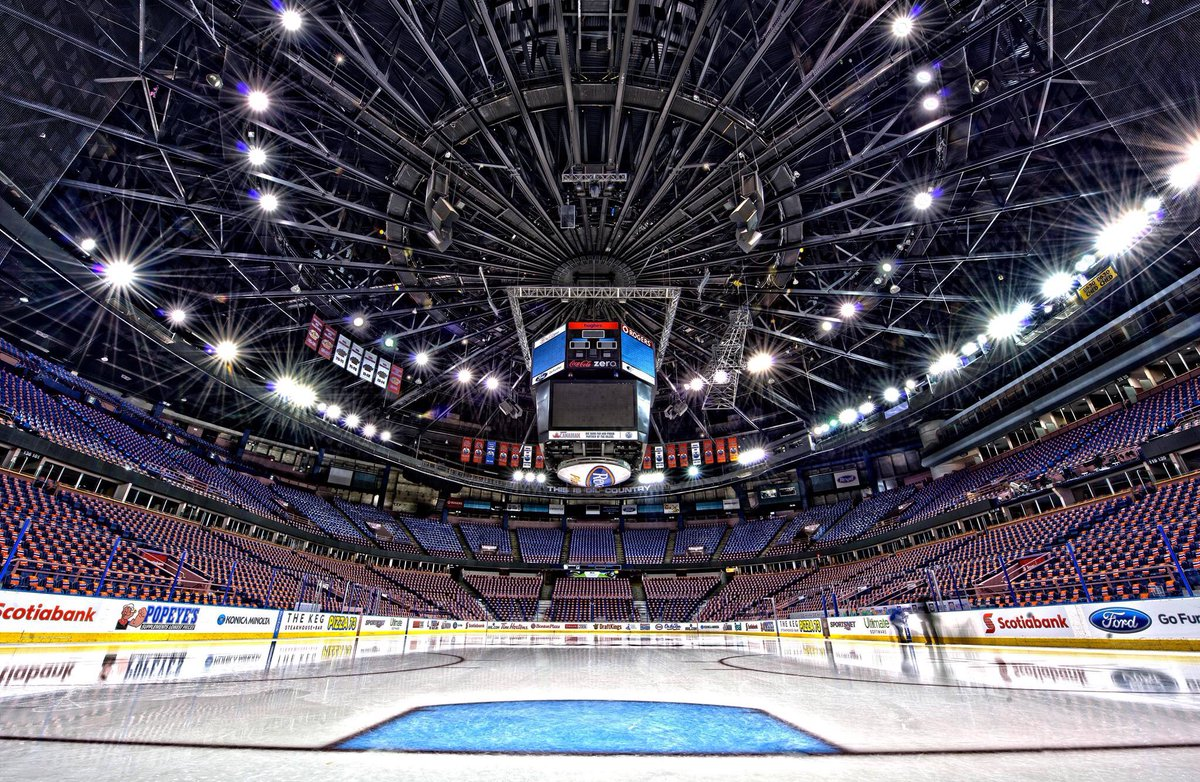Rexall Place Ice View