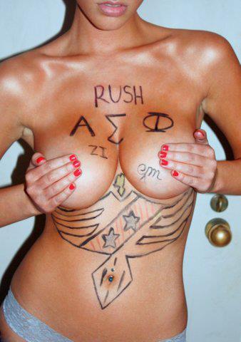 Rush boobs