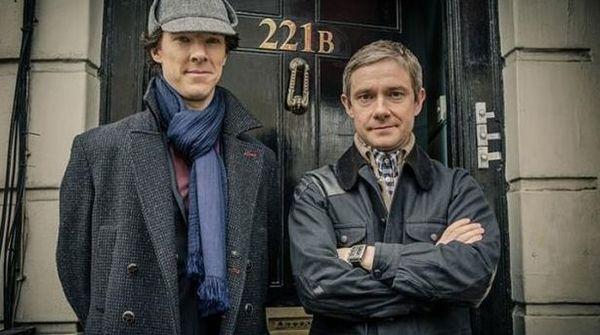 Sherlock Season 4 Officially Begins Filming cult.li/74839