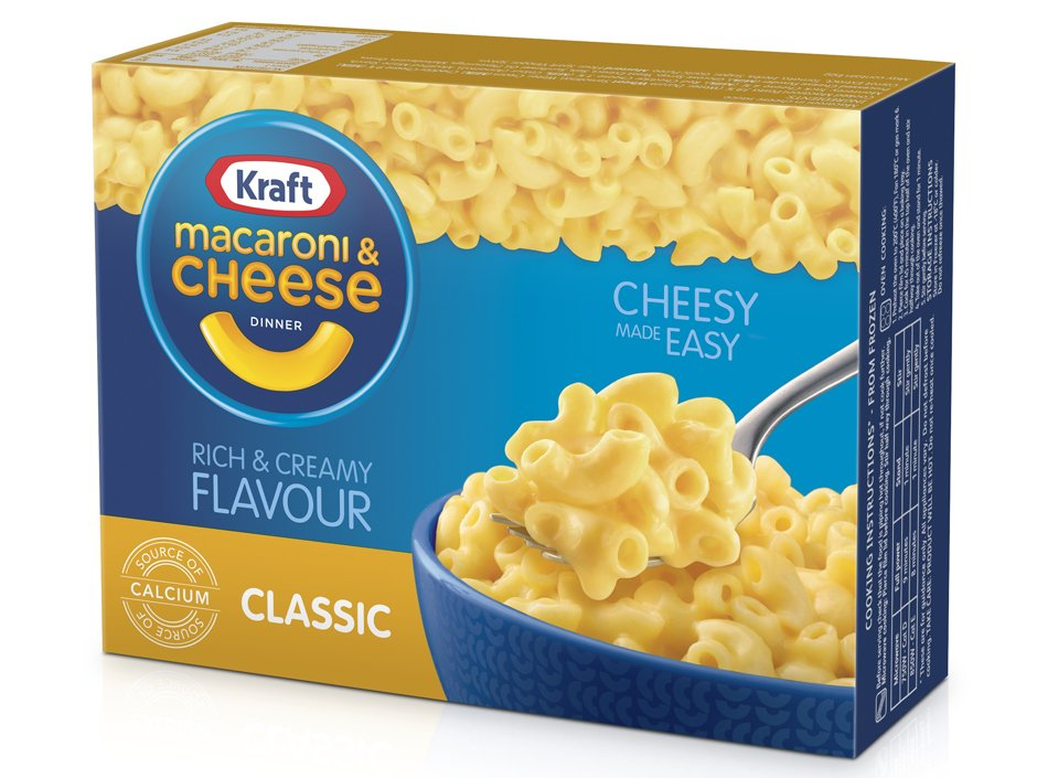 Macaroni Cheese Frozen Legend Arrives Aisles Launch Kraft Macaroni Cheese The Grocer Scoopnest