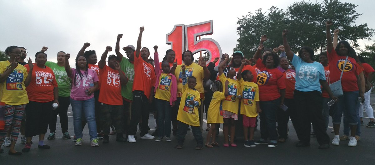 Tampa needs #ChildCareForAll! @FightFor15FL @seiufl #FightFor15 https://t.co/wnE20hx2cW