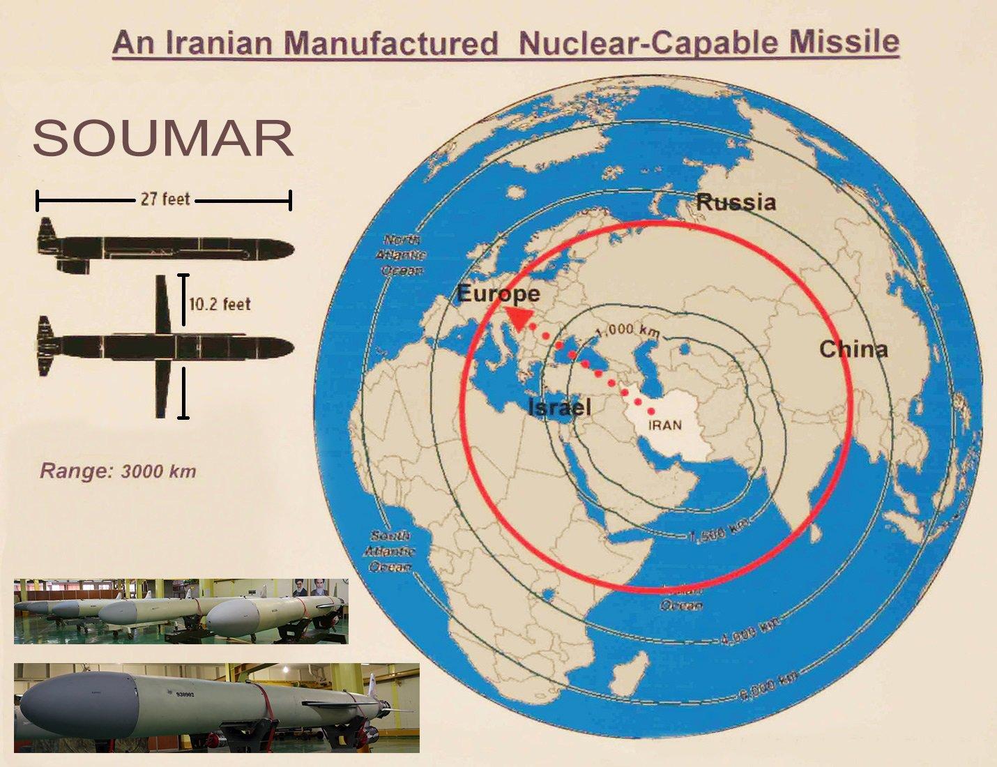 Iranian Long Range Cruise missiles Cf_bBIZWsAAvPnr