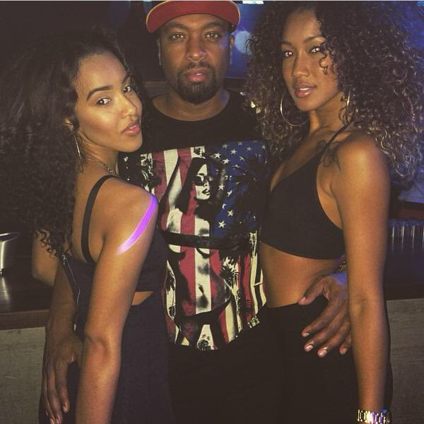 Deray Davis actually has two girlfriends and they live together https://t.co/FfCxkgNPRV