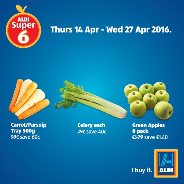aldi deals this week ireland