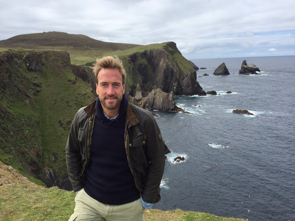 """Ben Fogle on Twitter: """"New Lives in the Wild is the story of New ..."""