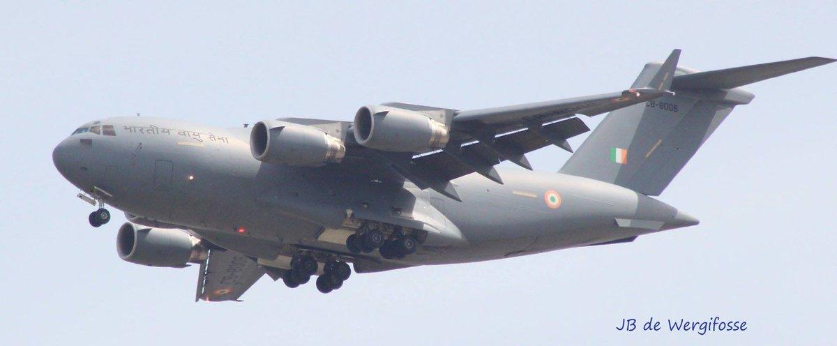 Indian Air Force (IAF): News - Page 8 Cfa8S_-WQAAsALI