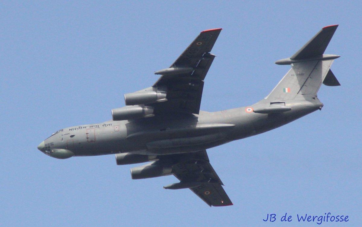 Indian Air Force (IAF): News - Page 8 Cfa8TZdWEAAkcxv