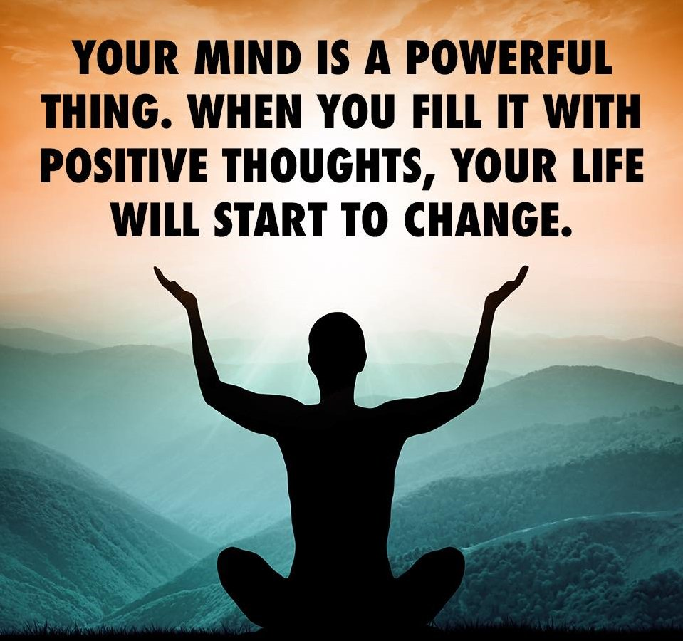 "Positivity Can Changeyour Life: Roger James Hamilton On Twitter: ""Your Mind Is A Powerful"