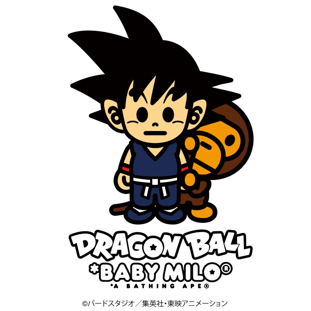 A BATHING APE® x DRAGON BALL coming soon.. #bape #Dragonball #BapeDragonball #ドラゴンボール https://t.co/pRAT65qFsP
