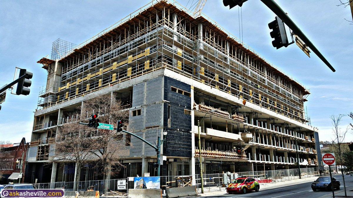 Asheville News On Twitter The Ac Hotel By Marriott Under Construction In Downtown Avlhotel Dtavl Https T Co Ju6jhaoitx