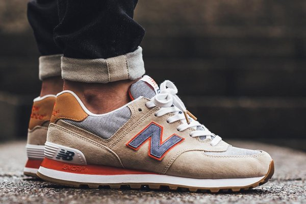 new balance 574 bordeaux premium