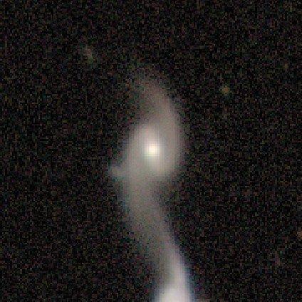 New galaxies in GalaxyZoo https://t.co/X9hjGieWT9 https://t.co/rbw4MujbIN