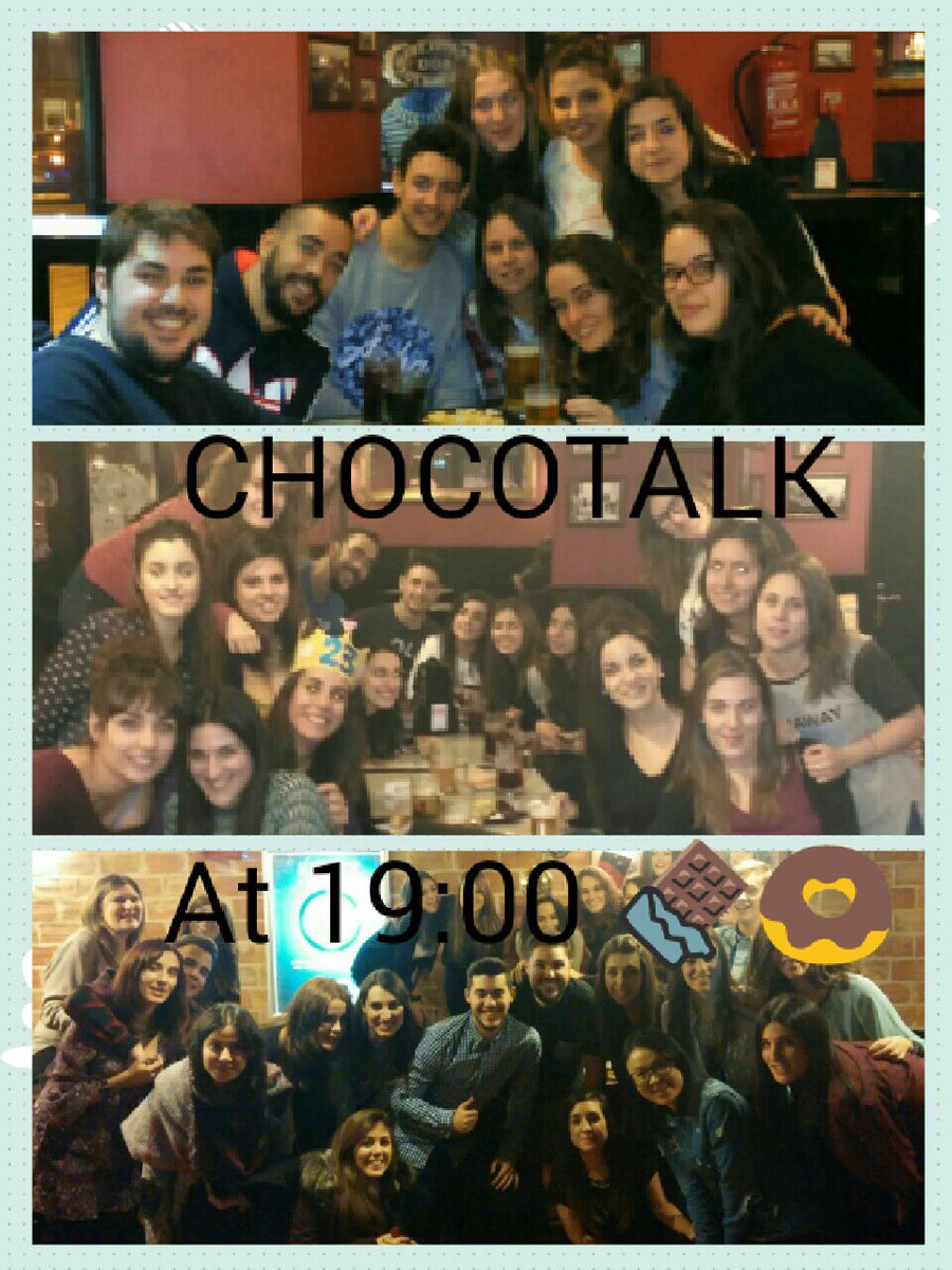 Get your chocolate and come to join as in our CLIL CHOCOTALK. https://t.co/MMR0SjmhSu #ictclil_urjc @chococharlas https://t.co/LAzlct0Szq