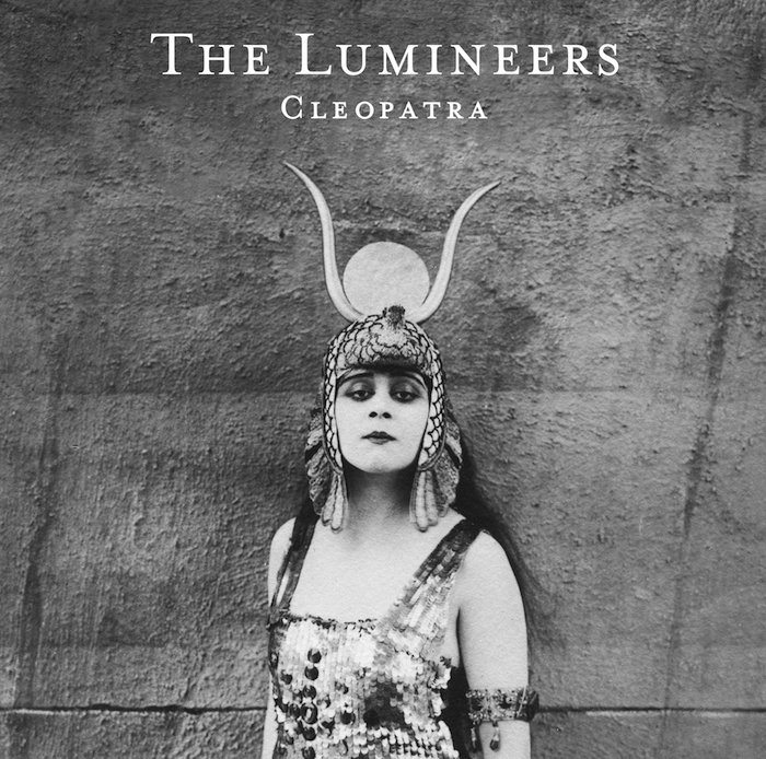 SURPRISE! We're streaming Cleopatra - the BRAND NEW record from @thelumineers - for 24 hours https://t.co/YXqQE2CETq https://t.co/KbfAgbCVrK
