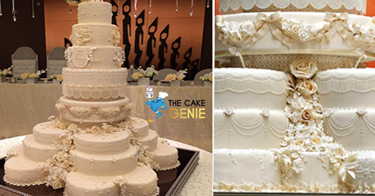 prince william and kate wedding cake recipe the cake genie on quot prince william and kate 18785