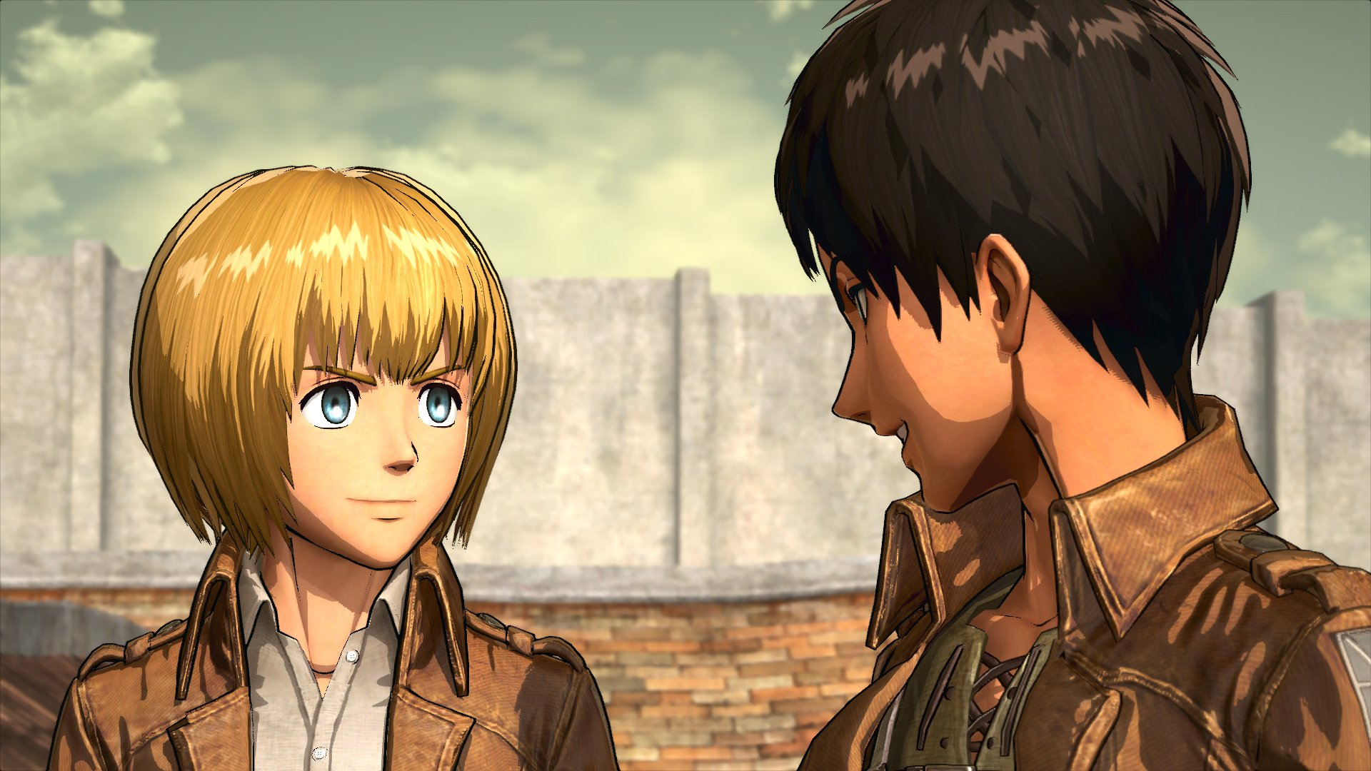 Attack on Titan Launches This Fall For PC, PS4 & Xbox One 6