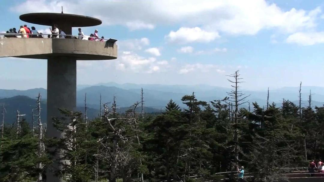 clingmans dome weather - 1280×720
