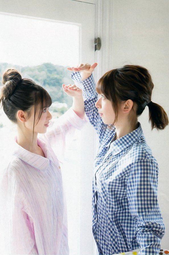 「橋本奈々未 齋藤飛鳥 画像」の画像検索結果
