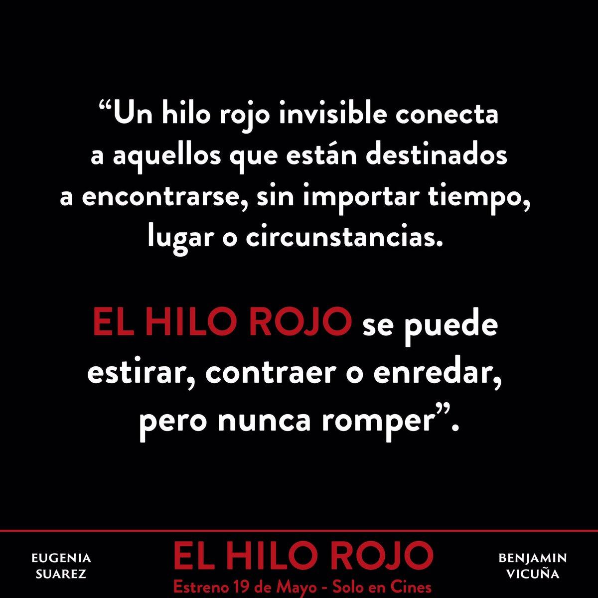 El Hilo Rojo On Twitter Cuenta La Leyenda Estreno 19 De Mayo