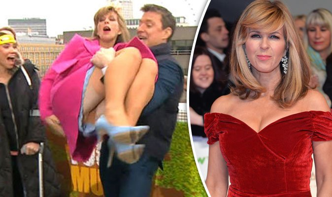 Kate Garraway Admits Even Skinny Women Should Wear Spanx After That Mortifying Gmb -7579