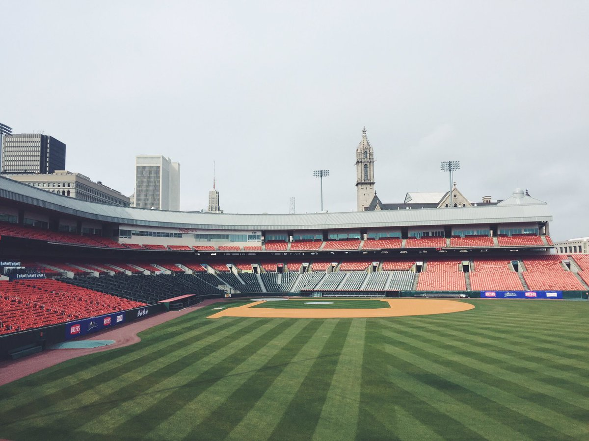 ONE. WEEK. We want you here!! Retweet for a chance to win 2 tickets to Opening Day! https://t.co/O71UqDbHul