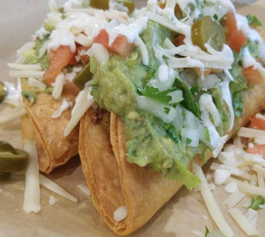 Fresh ingredients, delicious fillers - what's not to love about our tacos? #tacotime #BurritoBeach #noms #foodie https://t.co/e1Y0vOhq5J