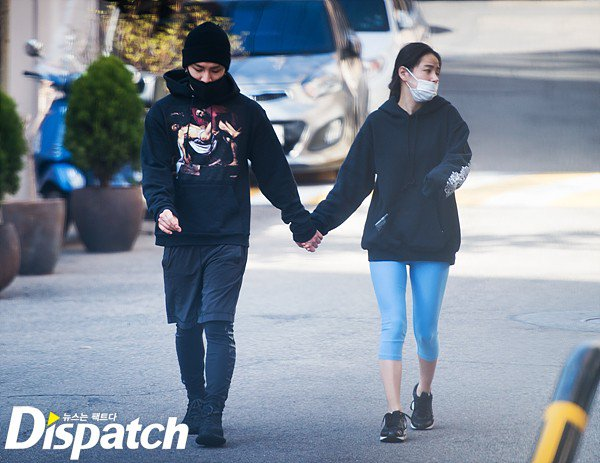"""Koreaboo on Twitter: """"☆ICYMI: Dispatch captures Taeyang and Min Hyo Rin on  a sweet, public date -- https://t.co/YCHSPKSwGz https://t.co/FNBvzRGwtw"""""""