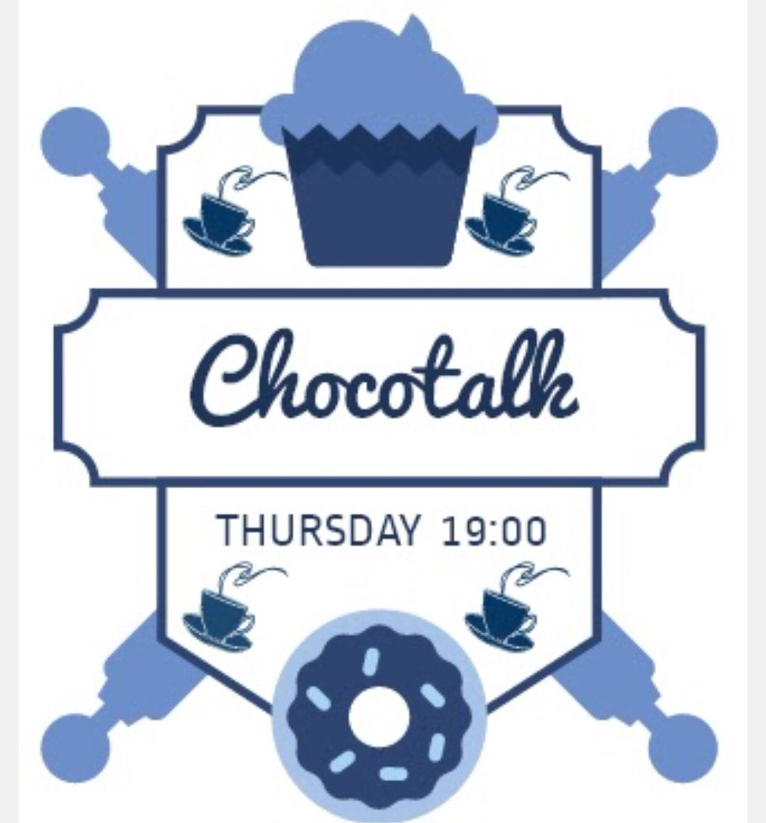 #ictclil_urjc In 10 minute, you can connect with the Chocotalk with this link: https://t.co/kTmMxJC4jA https://t.co/O4WydQuEKV