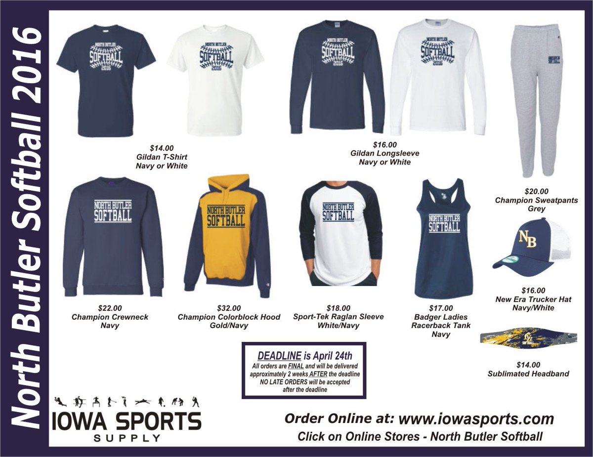 Iowa Sports Supply on Twitter: