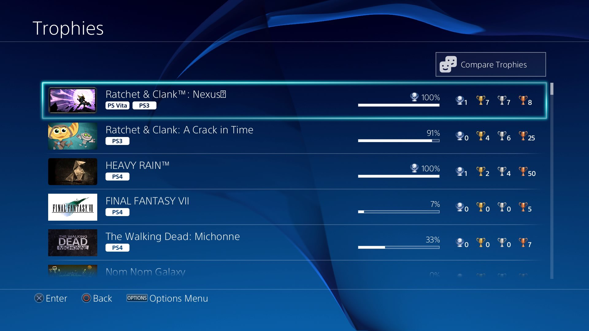ratchet and clank a crack in time trophies the samaritan