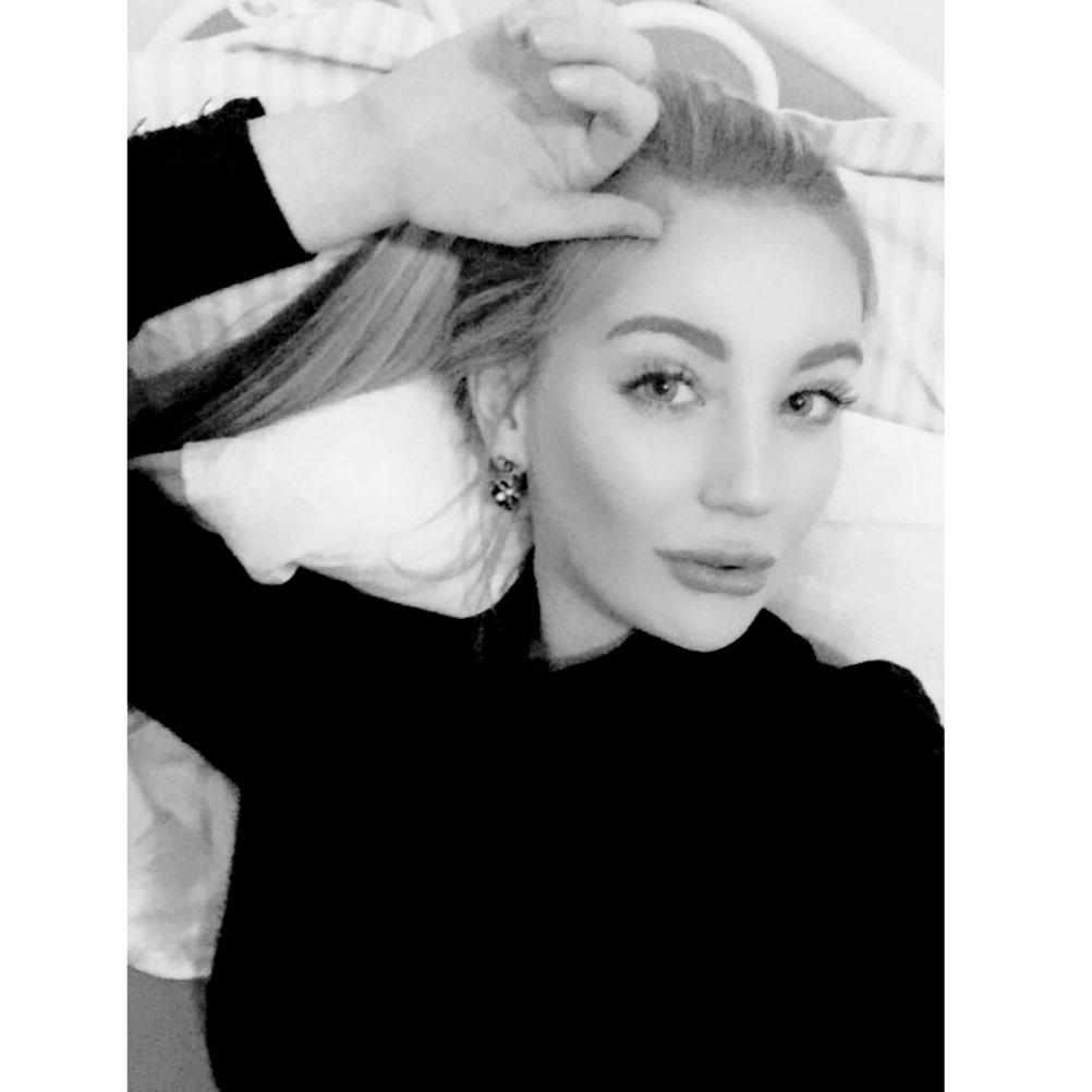 Beth Lily  - Beth's bed � twitter @BethanyLilyA