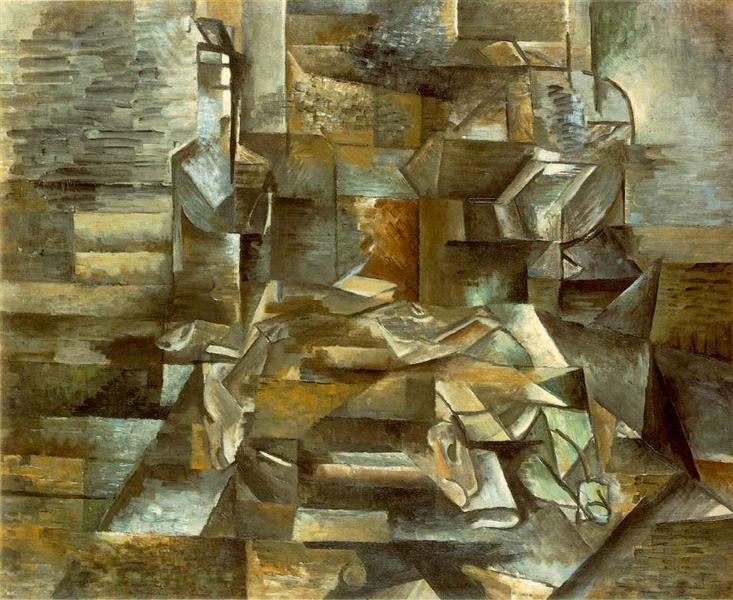 """The function of art is to disturb."" Georges Braque #Discuss #artquotes #Braque https://t.co/j3joj5InsK"