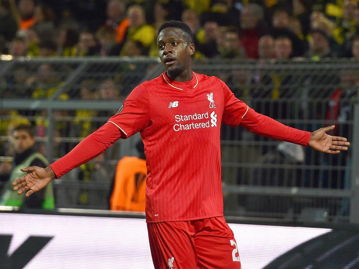 Origi del Liverpool in gol contro il Borussia Dortmund