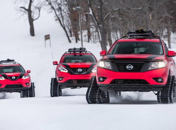 nissan of dearborn on twitter spring has officially sprung so this is a throwback to a winter dominated by el nino and the nissanwinterwarriors https t co atinenkt2k twitter