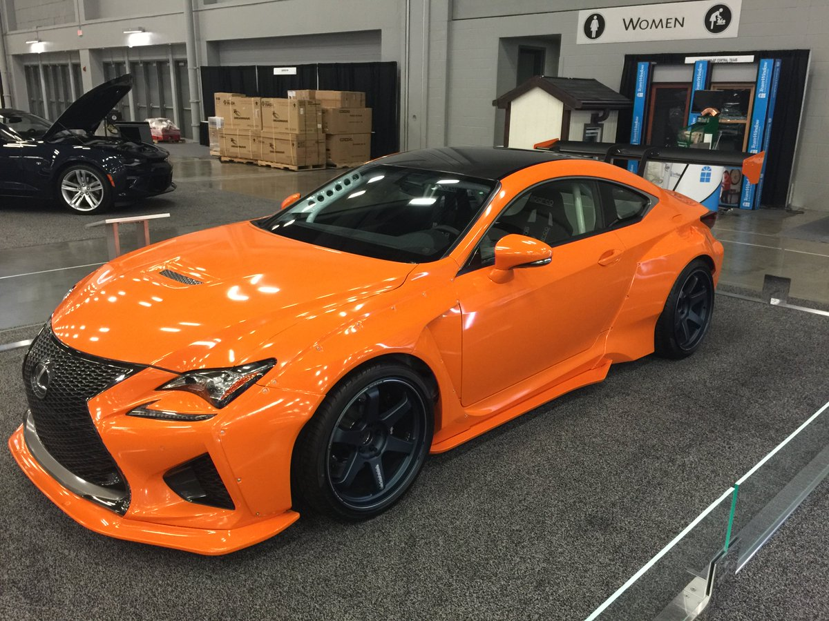 Austin Auto Show >> Austin Autoshow On Twitter Check Out The Lexus Rcf At The Austin