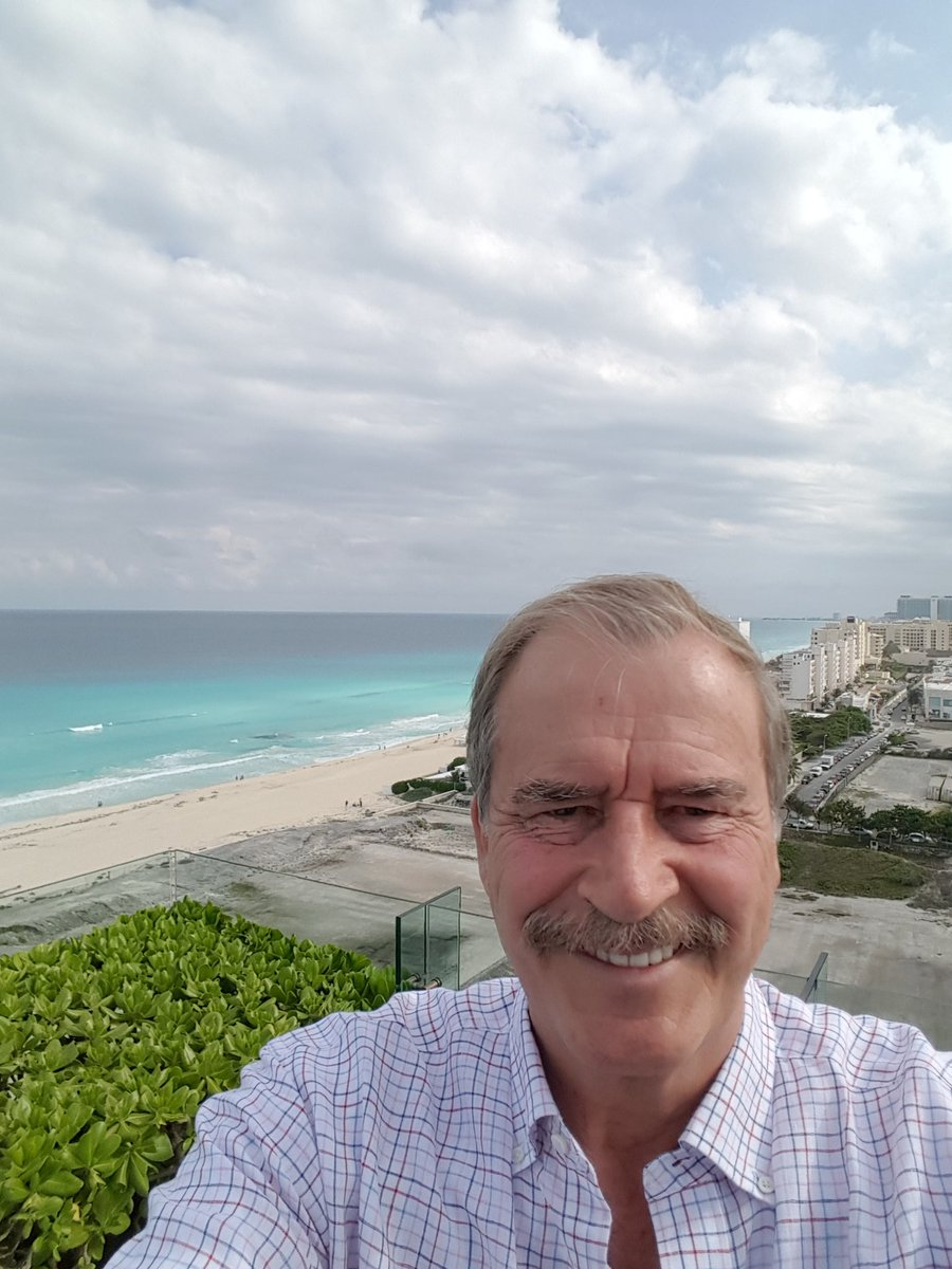 Trump,this beautiful Cancun. YOU ARE NOT WELCOME HERE.