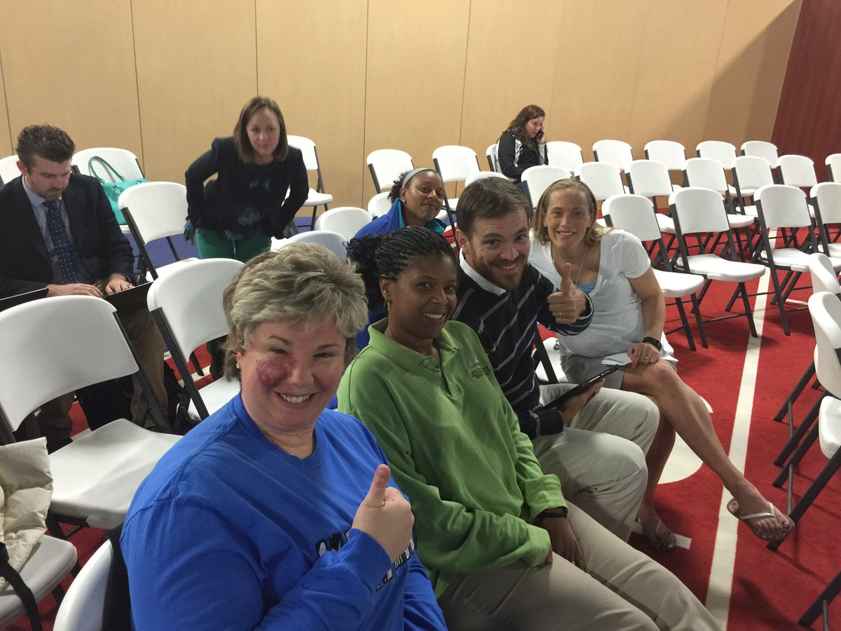 @kyahperd Strong at the @KyDeptofEd meeting #physEd @Walker1Hpe @superdanpe @pedebcampbell @HealthyStart @cwashntn2 https://t.co/vTwxldV4p9