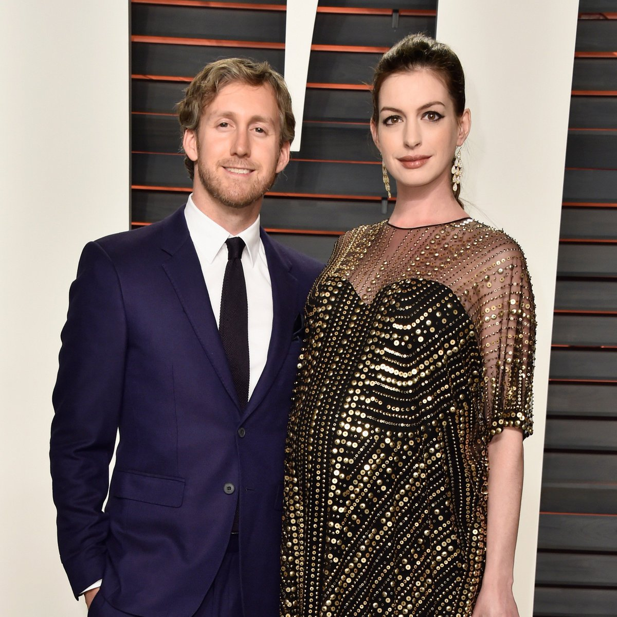 Anne Hathaway Now And Then: Congratulations To Anne Hathaway And Husband Adam Shulman