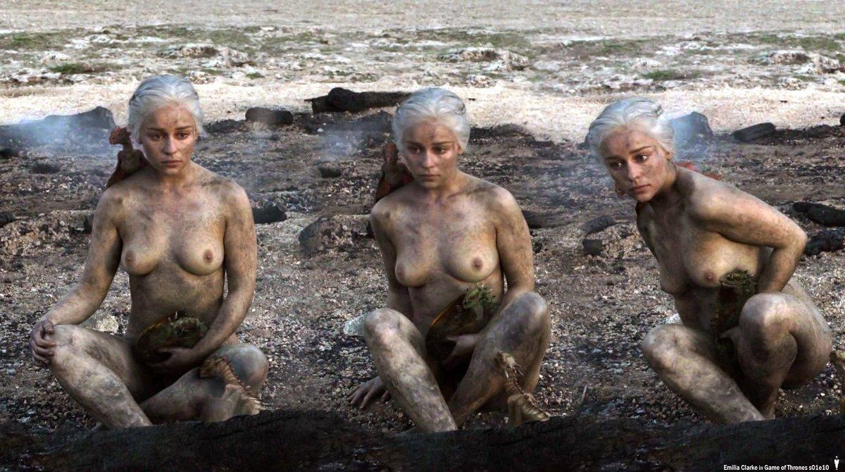 Emilia clarke nude photos naked sex pics