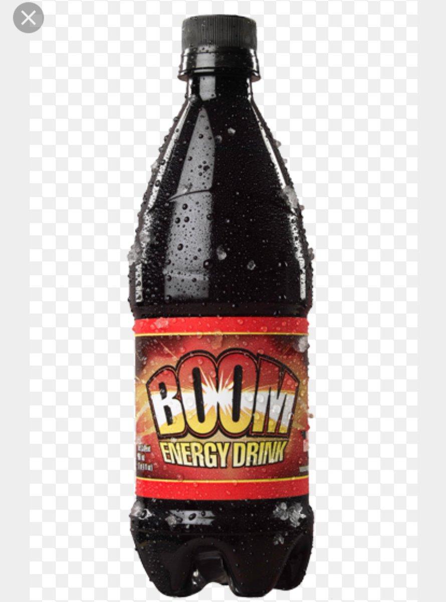 100%ジャマイカ産のエナジードリンク、BOOM