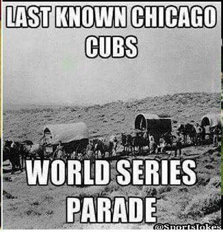 Cubs suck sox rule