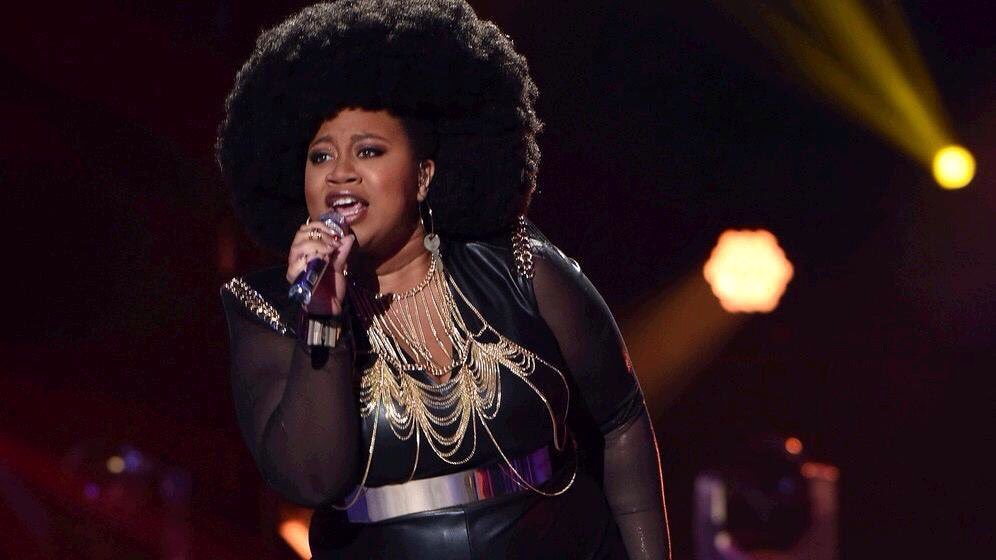 .@laporsharenae we LOVE you forever!! Thanks for inspiring us from beginning to end! ❤️ #idolonyes #IdolFinale https://t.co/CMnt8XlqkQ