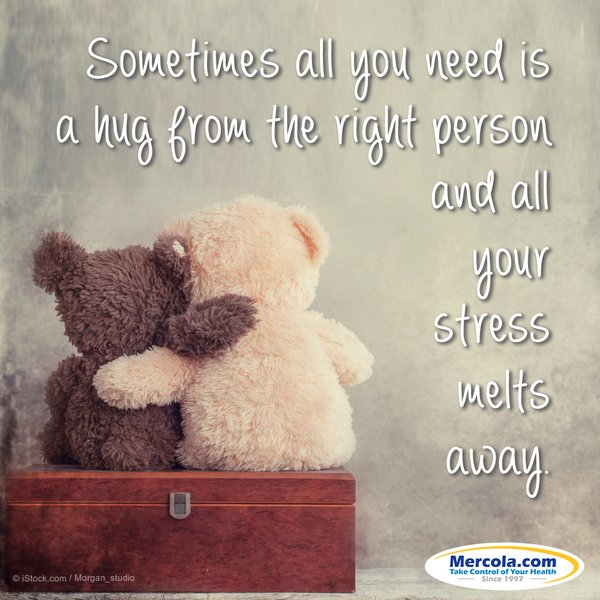 Dr Joseph Mercola On Twitter Sometimes All You Need Is A Hug From